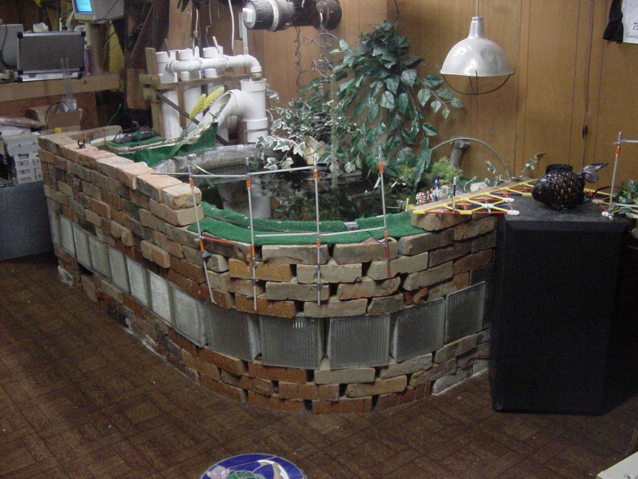Dungeon Studios Pond